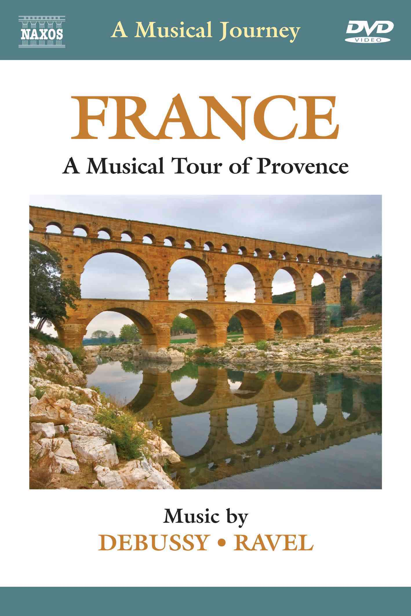 DEBUSSY:FRANCE MUSICAL TOUR OF PROVEN BY KODALY QUARTET (DVD)